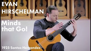 """Minds That Go! (Hommage to Chuck Schuldiner)"" - Evan Hirschelman plays on a 1925 Santos Hernandez"