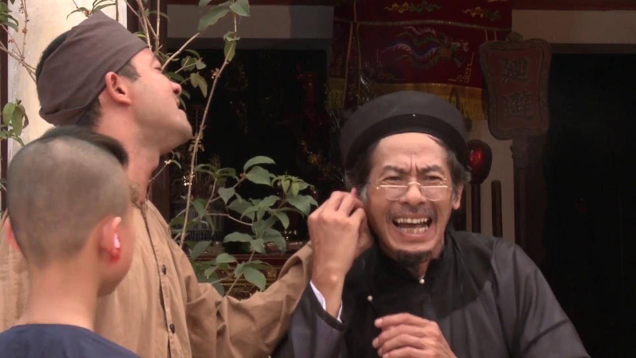 Full Phim Hài Dân Gian Mới Nhất - Thầy đồ dậy học - Tập 07 - Quyệt Tay | Bùi Bài Bình, Thanh Tú