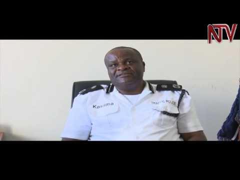Poliisi etegeezezza nga abakozesa oluguudo lw'entebbe bwebagenda okutataganyizibwa