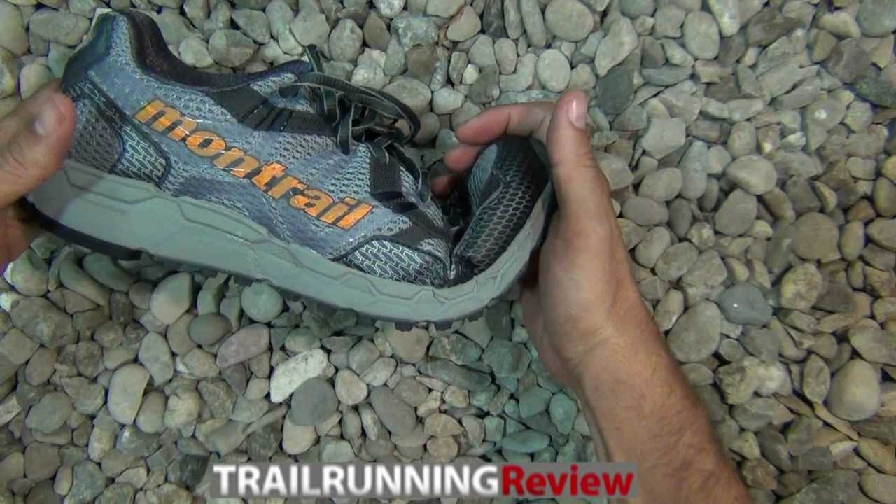 Montrail Bajada Review - YouTube