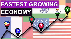Top 20 Fastest Growing Economy 2019 (World Wide)