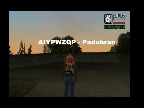 Sifre za GTA San Andreas #2