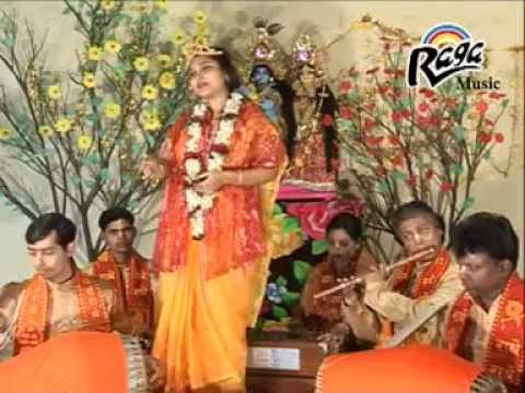 বাংলা কীর্ত্তন KRISHNA LILA (full CD) by DYUTI CHAKRABORTY www.dyutidevi.com