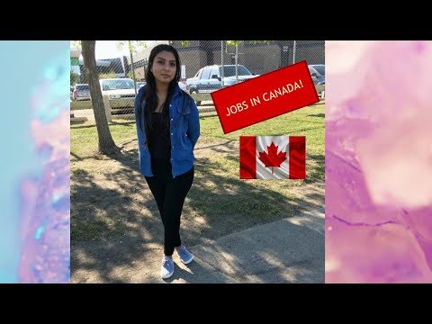 How to Get job in Canada  |Tips for new immigrants | Indian Youtuber