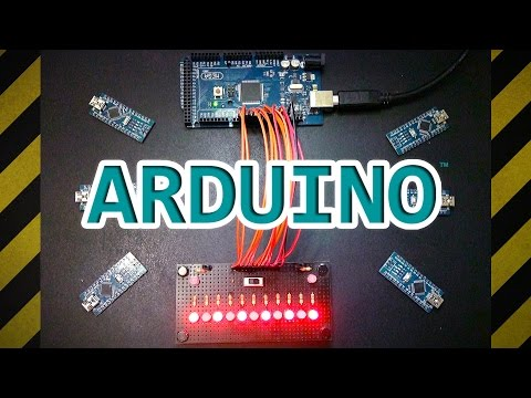 Introduction à l'Arduino ! - Vlog Bricolage #7