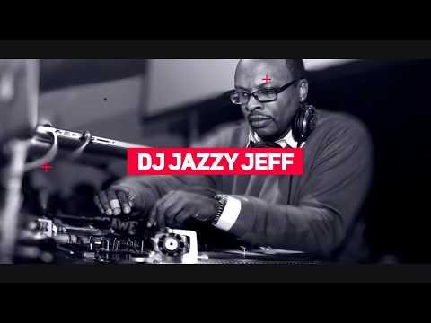 The Magnificent DJ Jazzy Jeff, Dayne Jordan and Rhymefest Live in Nairobi