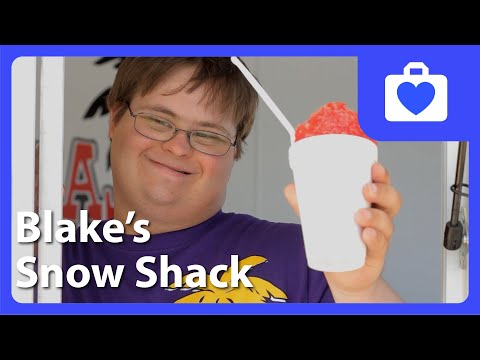A Texas Snow Cone Shack That Inspires Community