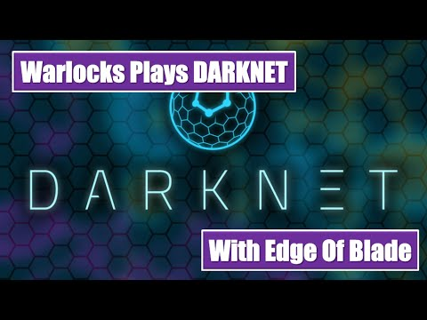 DARKNET - Let's Play (Oculus Rift) - Tutorial and First Mission