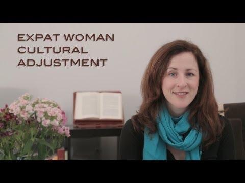 Expat Woman Culture Shock