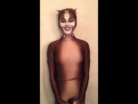 Danielle Cato's (Cassandra) Quick Fire Questions| Cats the Musical