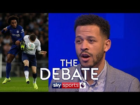 Will Chelsea be able to overturn the deficit against Spurs to reach the EFL Cup final? | The Debate