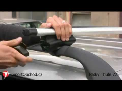 thule rapid crossroad 775 funnydog tv. Black Bedroom Furniture Sets. Home Design Ideas