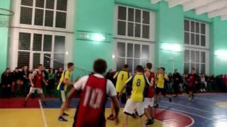 Червоноград баскет міські змагання холопці 23.11.16 фінал