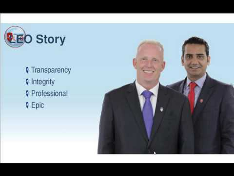 LEO Business Presentation ( THE COMPANY )