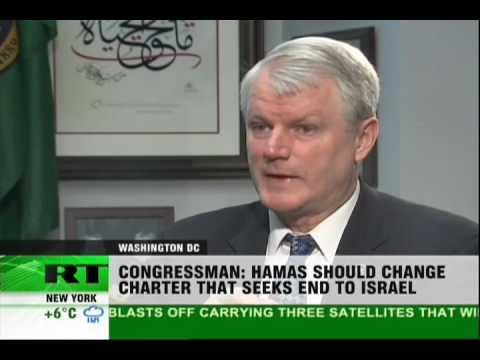 US Congressman wants Gaza blockade gone