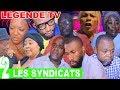 LES SYNDICATS EP: 2 -Theatre Congolais-Coquette-Ebakata-Da Costa-Moseka-shako-alain-legende Tv