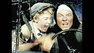 Крепкий орешек. (плавающий автомобиль) Шерлок-младший  Sherlock, Jr , скрытые киноцитаты