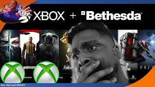 Xbox BUYS Bethesda and Zenimax media for $7.5 Billion!