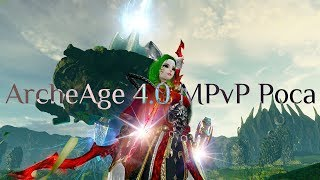 ArcheAge 4.0 MPvP Роса