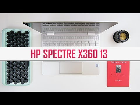 RECENSIONE HP Spectre x360 13: il miglior convertibile