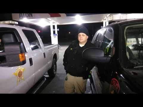 Anson, TX Police Officer acts like a jerk and refuses to identify
