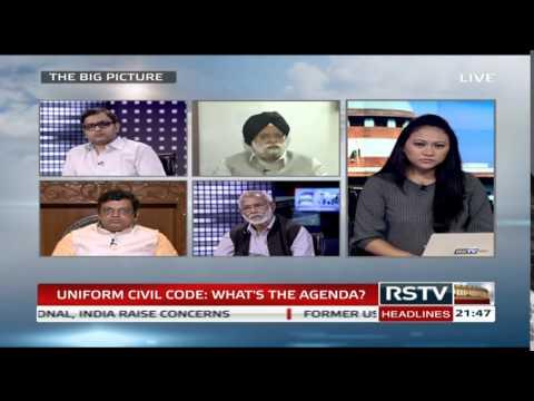 The Big Picture – Uniform Civil Code: What's the agenda?