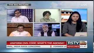 The Big Picture – Uniform Civil Code: What's the agenda? 2017 Video