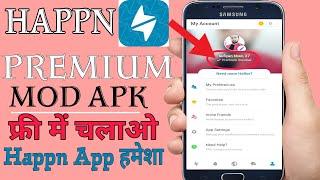 how to use happn dating app in india in hindi || happn premium plan free me kaise le - Happn mod apk screenshot 3