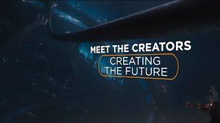 Meet the Creators: Creating the Future | Alita: Battle Angel | TE Connectivity