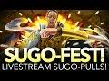SUGO-FEST! STREAM MULTIPULL! (One Piece Treasure Cruise - Global)