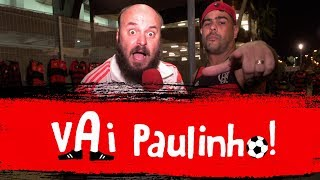 Vai Paulinho! Flamengo 3 x 1 LDU - Conmebol Libertadores