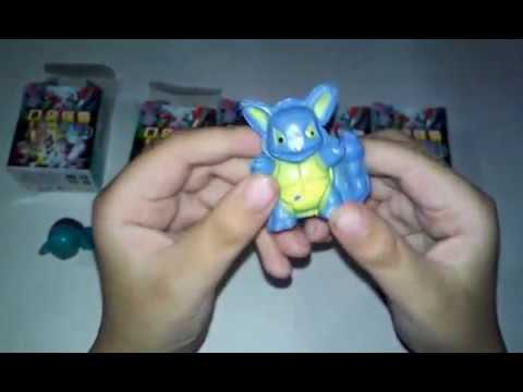 Pokemon Miniatures