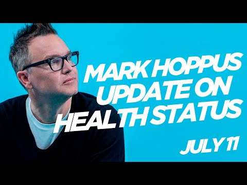 Mark Hoppus reveals his type of cancer and shares update on status