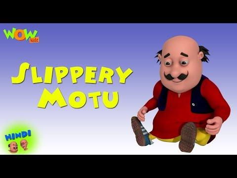 Slippery Motu - Motu Patlu in Hindi WITH ENGLISH, SPANISH & FRENCH SUBTITLES thumbnail