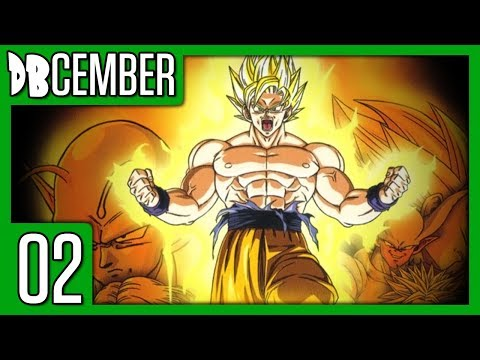 Top 24 Dragon Ball Video Games | 2 | DBCember 2017 | Team Four Star