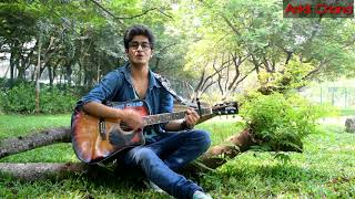 Tere Naam - Unplugged guitar cover |Ankit Chand|