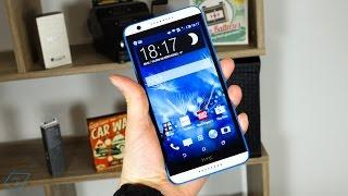 ▶ HTC Desire 820 Test - Ein gutes Mittelklasse Phablet?