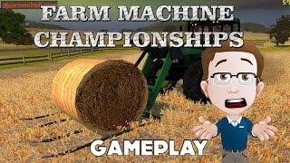 FARM MACHINE CHAMPIONSHIPS - GamePlay