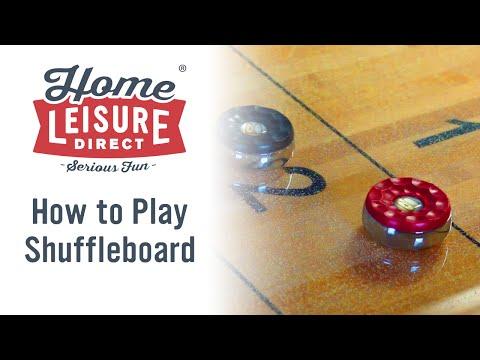 Shuffleboard How To Play
