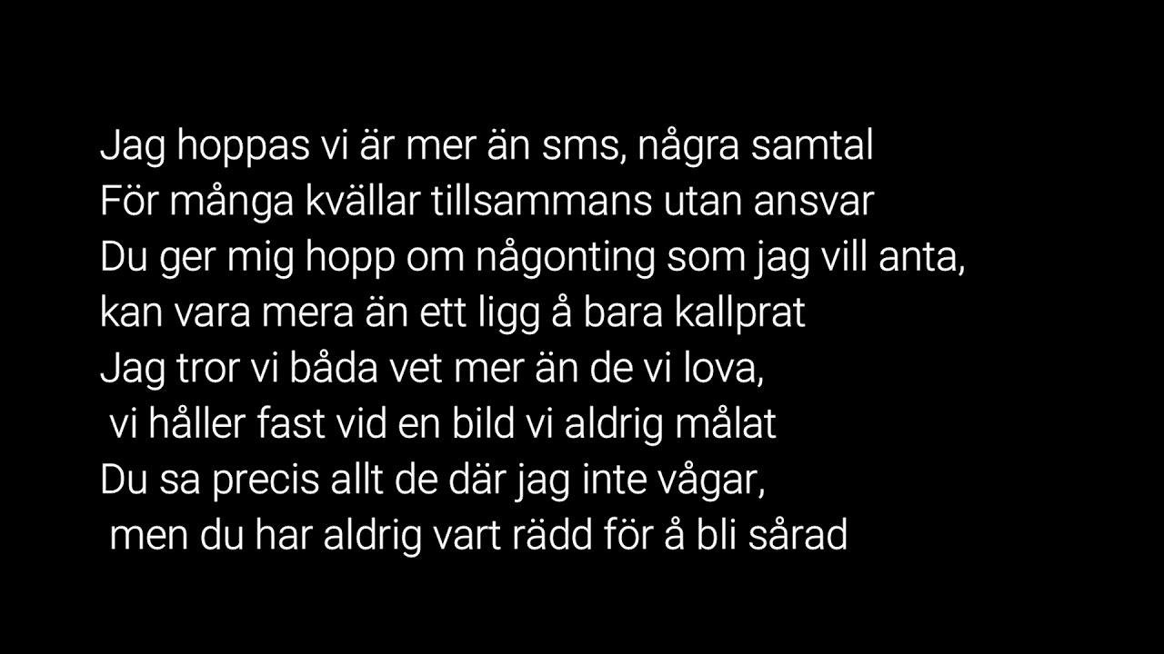 norlie-kkv-mer-for-varandra-lyrics-swedish-lyrics
