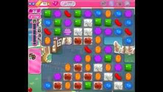 Candy Crush Saga Level 153 Tips & Tricks - Walkthrough
