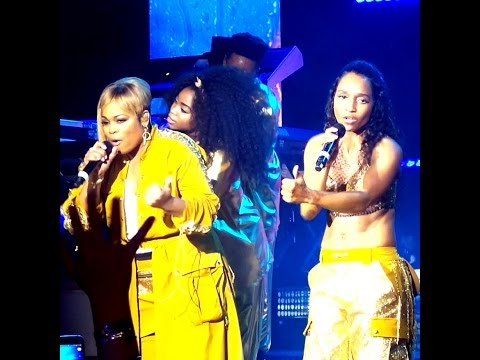 TLC - Creep 09.05.2017 LIVE Koko Club London