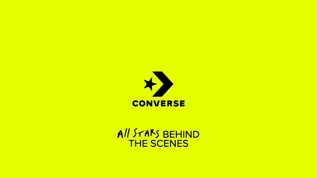 Converse All Stars: Behind the Scenes