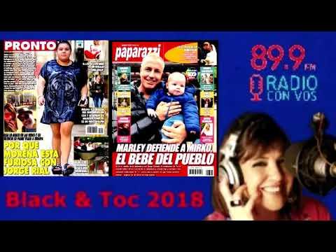 """Radio Marley + enigmático de rubia + noticias rápidas """"Black & Toc"""""""