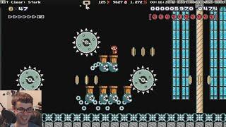 "Mario Maker - ""Stumped"" by Kiavik (Very Creative Level!) thumbnail"