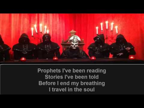 Ghost B.C. - Crucified/Cover (Lycris-Letra)