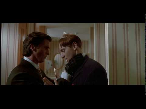 American Psycho - Patrick Bateman gay moment from YouTube · Duration:  1 minutes 30 seconds