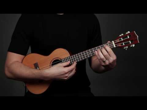 """Away In a Manger"" Performance / Solo Fingerstyle Christmas Songs (Club Ukulele Preview)"