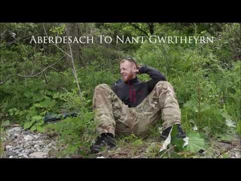 Aberdesach to Nant Gwrtheyrn Bangor To Bristol Wales Coastal Path
