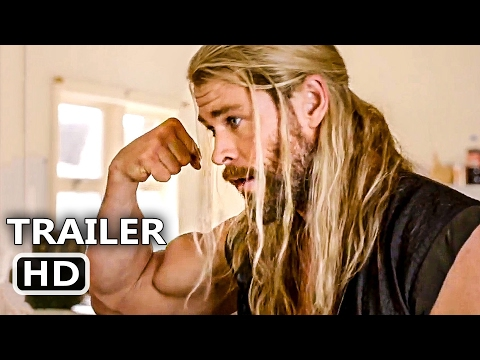 THOR 3 RAGNAROK Official Trailer Tease (2017) Marvel Superhero Movie HD